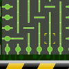 Wired Maniac 2 - 50 levels puzzle game. Connect all point to complete level