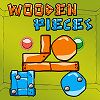 Wooden Pieces - This puzzle game will make you use your thinking ability in full measure!