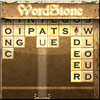 WordStone - WordStone is a unique and original word game where you must grab, swap and place tiles to form words before the grid crashes down on you.