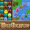 WordVentures - A fast paced word adventure. Kidnapped by pirates, you have joined the pirate crew as a slave, to fight against monsters that guard great treasures. Slay the monsters by forming words out of them and rise through the pirate ranks.