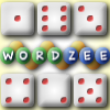 WordZee - WordZee is a mix of a word game and the popular YahtZee dice game. The object of the game is to score the most points by making certain combinations with five dice as you should do in the YahtZee dice game. But instead of rolling the dice you must create words in each of the five rows which are filled with 8 random letters per each row. The length of each word is transformed to a certain face of the dice with appropriated number of points.