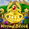 Wrong Block - Try the new way to play match-3 puzzles - we've rejected a classic model where you have to swap pieces and have created the new one with a single click!