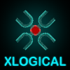 XLogical - fill up the spinners with balls of the same color.