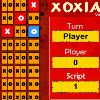 XOXIA - XOXIA puzzle game. Try to beat this brainy script. Simple and funny.