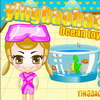 yingbaobao Ocean toy store - In this game yingbaobao opened a toy store called Ocean yingbaobao Ocean toy store, sales in excess of the amount requested, the remaining cash could be that yingbaobao marine toy store, buy a beautiful props, carefully arranged something, and let yingbaobao as soon as possible to achieve her wishes bar! Refueling