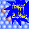 Happy Bubbles - Turn all red bubbles into blue bubbles.