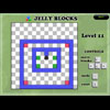 Jelly Blocks - Connect all the pieces of the same color together.