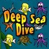 Deep Sea Dive - Match the three of the same sea creatures to remove them.