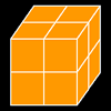 Cubical - Stack falling block to fill layers of cubes. Filled layer will disappear and give scores to you.