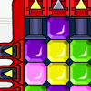 Pocki Puzzle - Organize gemstones in the rows of the same colors to complete the puzzles.